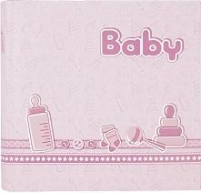 ZEP Album Bebe pink              24x24,  20  stron  (BE2420P)
