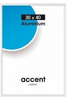 Ramka Nielsen Design 30x40  Aluminium  Srebrny (52423)