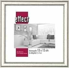 Ramka Effect Bilderrahmen Profil 20,           13x13, srebrna (0200.1313.01)