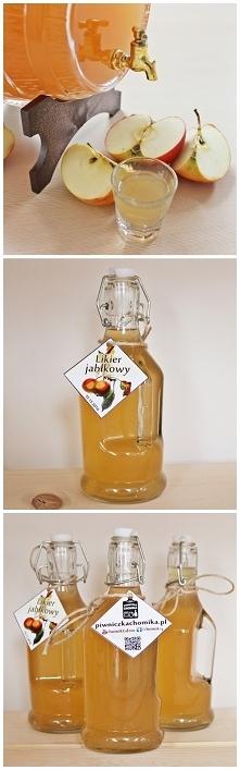 Z jabłek można przygotować praktycznie każdy rodzaj alkoholowego trunku – od ...