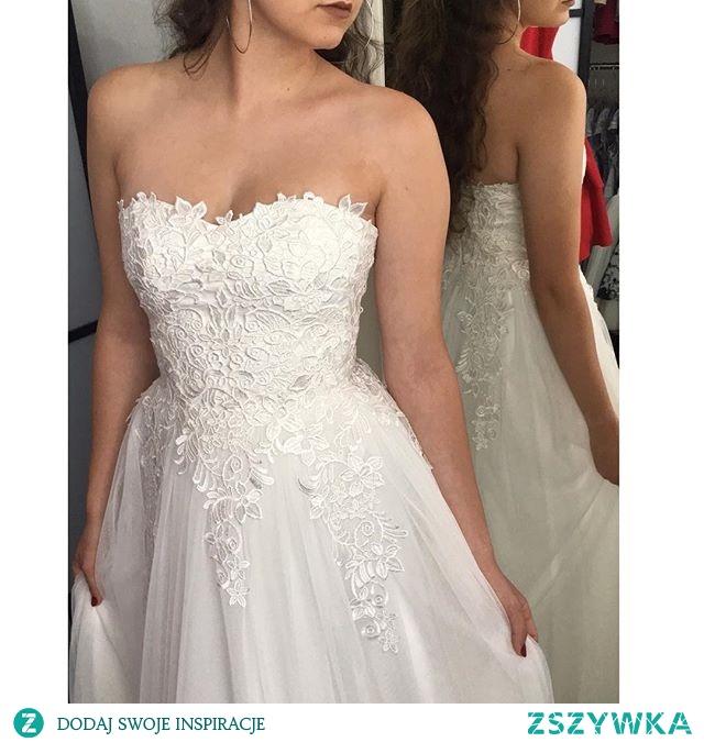 Suknia ślubna od Baronetki