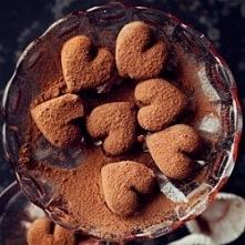 Każdy ma jakieś swoje ulubione słodkości. Trufle - są moją największą słabośc...