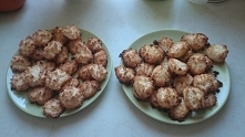 No i najlepsze na swiecie kokosanki z przepisu Ani Starmach ! 200 g wiórków k...