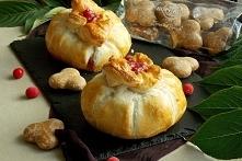 Camembert z żurawiną i pier...
