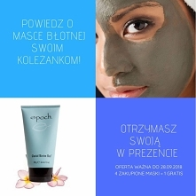 maska z błota polodowcowego, detoksykacja, oczyszczenie, do twarzy i nie tylk...