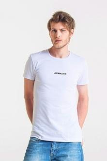 MINIMALISM Męski T-shirt