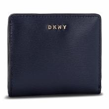 Mały Portfel Damski DKNY - Bryant Bifold Wallet R83Z3657 Navy NVY