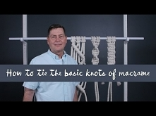 How to tie the basic knots ...