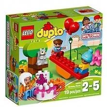 Klocki LEGO DUPLO Town Przyjęcie urodzinowe 10832