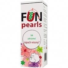 FUNIVERSITY Fun pearls Jak zatrzymać zapach Naukowy eksperyment 6+