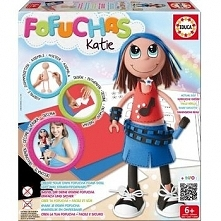 Lalka Fofucha Katie
