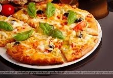 Pizza z grillowanym kurczakiem