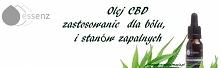 CBD okazał się szczególnie skuteczny w walce z bólem, ponieważ ma działanie przeciwzapalne i przeciwskurczowe, a jednocześnie ma silny efekt antyoksydacyjny i wychwytuje szkodli...