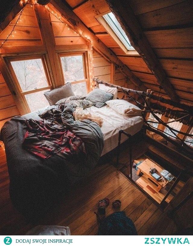 Drewno daje takie ciepło domowi prawda?