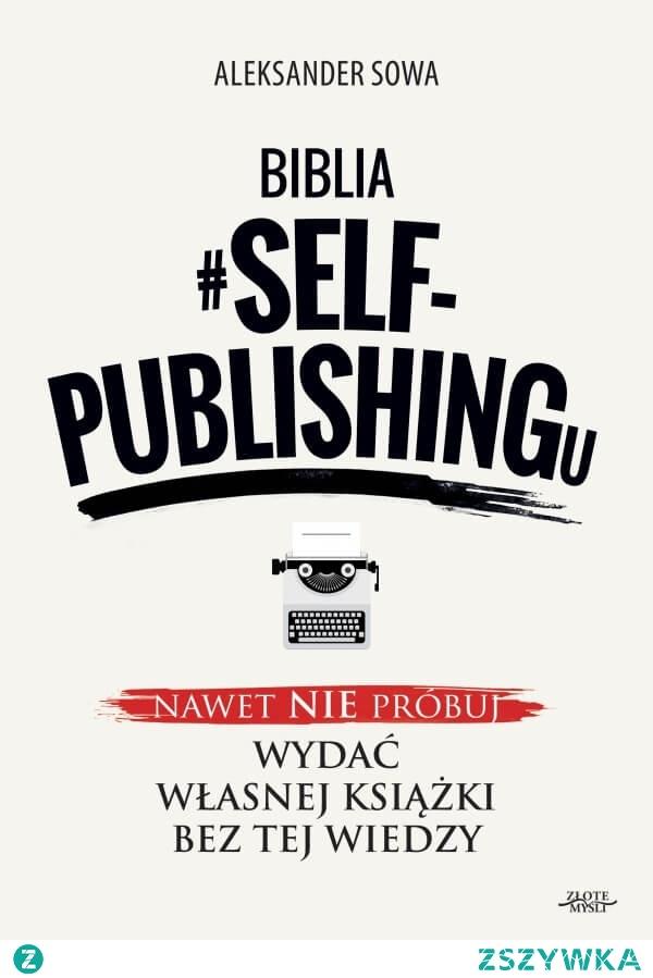 BIBLIA #SELF-PUBLISHINGu? Tak, a wydawcy chcieliby ją spalić!  Niezwykłe dzieło prekursora i weterana samodzielnego wydawania swoich książek w Polsce. Kompendium wiedzy dla każdego autora zamierzającego publikować swoje utwory bez wydawcy. Poradnik, który porusza większość zagadnień, jakich znajomość jest niezbędna do profesjonalnego wydania książki albo e-booka przez jego autora z sukcesem. Musisz mieć ten niezwykły poradnik.
