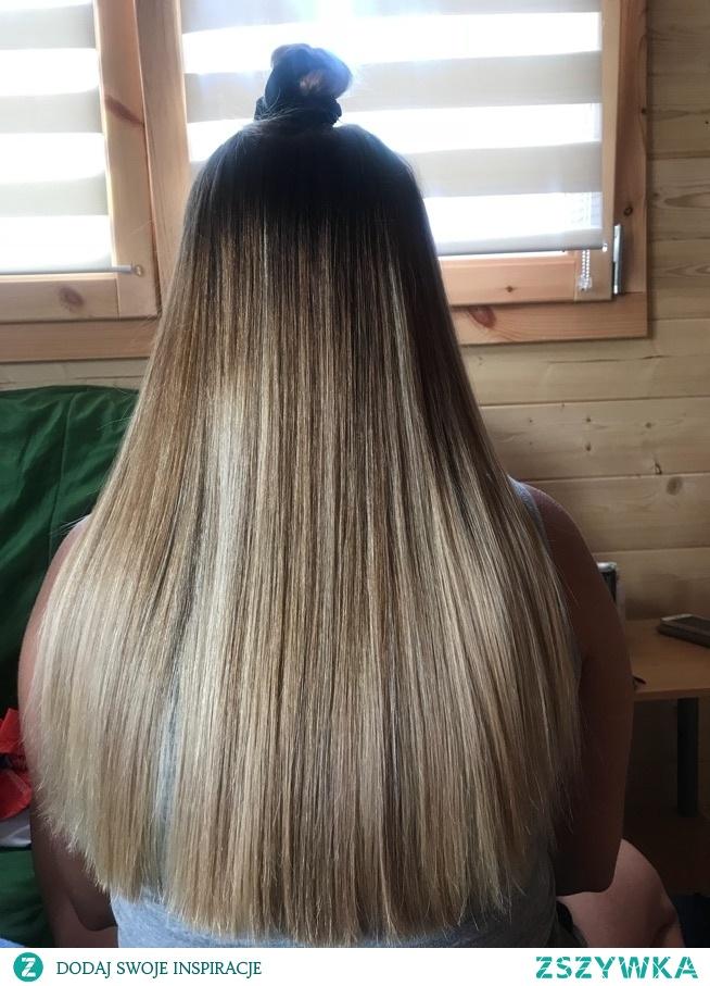Jakie macie sposoby na piękne, lśniące włosy? Jakich kosmetyków do pielęgnacji używacie? Co sądzicie o keratynowym prostowaniu? #hair #naturalhair