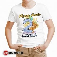 Mam dwa latka - koszulka dz...