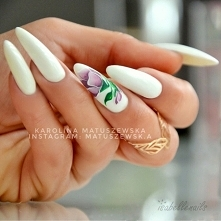 354 Pearly White od IsabelleNails <3