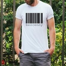 koszulka męska z nadrukiem ...