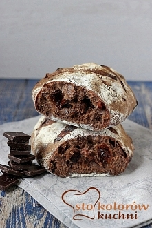 chleb czekoladowy