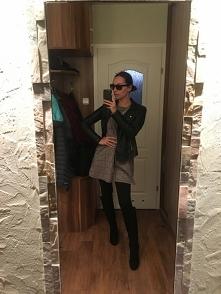 Sukienka w kratę od _madlajnn z 24 września - najlepsze stylizacje i ciuszki