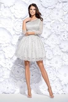 Sukienka rozkloszowana