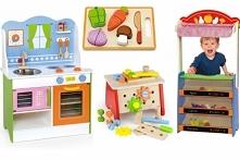 Kąciki tematyczne - zabawki dla dzieci