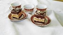 Pyszne ciasto cappucino z przepisu siostry Anastazji :)