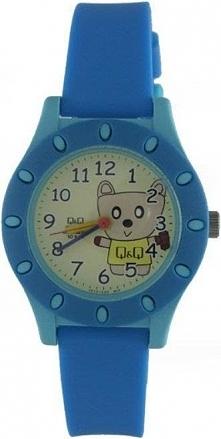 Zegarek Q&Q Zegarek Q&Q VQ13-003 Dziecięcy Miś