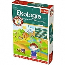 Gra Mały Odkrywca idzie do szkoły - Ekologia