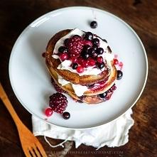 Pancakes z serkiem maskarpo...