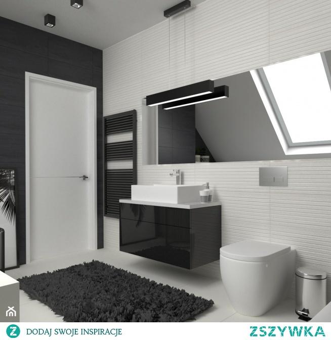 Nowoczesna łazienka od Vinso Projektowanie Wnętrz. Zajrzyj na naszego facebook'a po więcej inspiracji ! Zapraszamy @vinsokuchnie