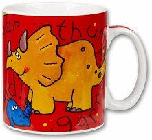 CHURCHILL Kubek - Dinozaury - /KP/ (670-0765)