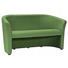 Sofa TM-3 zielona ekoskóra poczekalnia firma