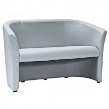 Sofa TM-2 szara ekoskóra biuro firma salon