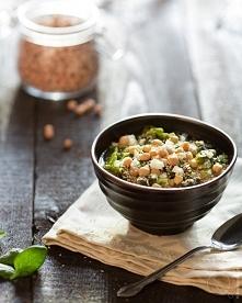 zupa z kapusty wloskiej szpinaku ciecierzycy