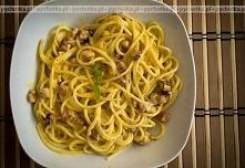 Sos carbonara do spaghetti ...