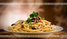 Spagetti z oliwkami