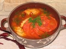 Pikantna zupa paprykowa z c...