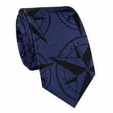 Jedwabny krawat KWNR000202