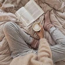 Książka i kawa ☕️