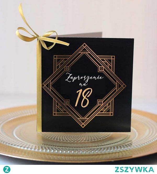 zaproszenie na urodziny zaproszenie na osiemnastkę