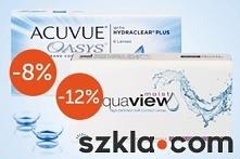 Rabat do -12% na soczewki w SZKLA.COM