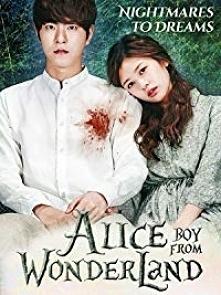 FILM Alice: Boy from Wonderland  Moim zdaniem cudowny i wzbudzający niezwykłe emocje. Na prawdę polecam.  Główną bohaterkę, Hye Joong, każdej nocy dręczą koszmary. W ostatnim cz...