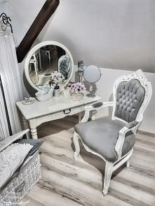 toaletka sypialnia krzesło ...
