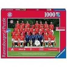 1000 ELEMENTÓW FC Bayern Monachium 16/17