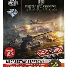 World of Tanks Earth rumble Zestaw startowy