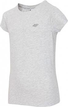 Outhorn Koszulka dziecięca HJZ18-JTSD001 szara r. 158
