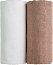 T-Tomi Tetra Ręcznik Exclusive Collection White + Beige
