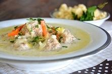 zupa serowo - porowa z pulp...